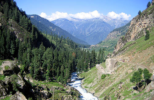 hotel stay and pahalgam